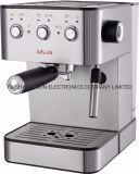 El control manual Cafetera la cafetera expreso con bomba de Italia
