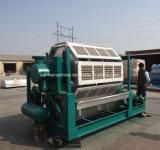 Nova Condição e 1 anos de garantia a reciclagem dos resíduos de papel máquina de tabuleiro de ovos
