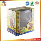 Fancy Cartoon jouets à l'emballage des boîtes avec fenêtre en PVC transparent