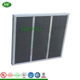 Alto adsorbimento Capavity - filtro dell'aria piano attivato del carbonio
