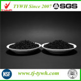 De steenkool baseerde de Bulk Zure Korrelige Geactiveerde Koolstof van de Was voor het Gasmasker van de Filter