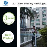 Bluesmart 15With20With30With40With50With60With800Wの調節可能な太陽電池パネルが付いている太陽街灯