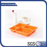 4 preiswerter pp. Plastikmittagessen-Kasten der Fach-Qualitäts-