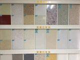 虚栄心の上のための金ブラウンの人工的な水晶水晶石の大きい平板