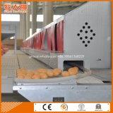 De automatische Apparatuur van het Gevogelte voor het Landbouwbedrijf van de Kweker met de PrefabBouw van het Huis