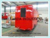Automobile mobile elettrica dell'alimento da vendere il camion dell'alimento vendita/
