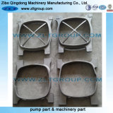 ステンレス製オイルの化学採鉱産業のCentrifualカスタマイズされたポンプか炭素鋼CNCの機械装置または機械化の部分
