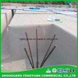 Membrane imperméable à l'eau auto-adhésive de HDPE pré appliqué