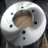 Faca de corte circular para as câmaras de ar do ferro da estaca
