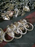 A placa do anel de diamantes em aço inoxidável de Hardware de içamento