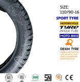 도로 110/90-16 떨어져 모터바이크 기관자전차 타이어 스쿠터 타이어