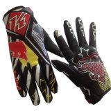 Motocross Ktm черной новой модели модный участвуя в гонке перчатки (MAG30)