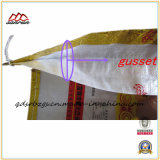 BOPP Film-Laminated Rice, Engrais, Ciment Emballage Plastique PP Woven Bag