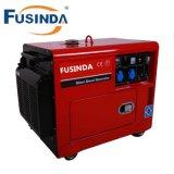Tipo silenzioso generatore diesel Fdf7500q di Fusinda 5.5kw