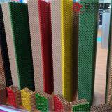 rilievo di raffreddamento per evaporazione del favo di colore verde 7090 6090 5090 per il dispositivo di raffreddamento di aria
