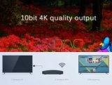 Обработчик Ott TV сердечника Amlogic S912 Otca коробки TV Android 7.0