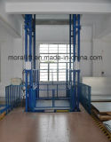 Utilisation de l'entrepôt Cargo de levage vertical