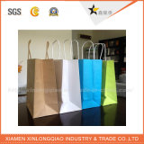 Lavable en OEM de haute qualité sac de papier, sac en papier kraft