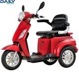 道の1000W力の電気移動性のスクーターを離れた16inch 3車輪