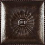 панель стены 1011-15 PU 3D кожаный для самомоднейшего нутряного украшения