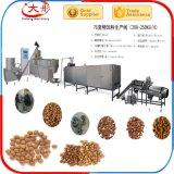 Verdrängte trockene Hundenahrungsmittelaufbereitende Maschine