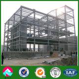 Constructions préfabriquées à plusiers étages de bâti en acier d'étage