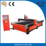 1325 cortadora automática de llama de la hoja del CNC, alto corte del plasma de la tela del pórtico de Percision