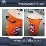Подгонянные ящик компоста размера напольные/чонсервная банка мусорной корзины/отброса/мусорный бак