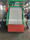 Machine de refroidissement de feuille en caoutchouc avec technique mûr