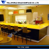 Decay Design bar Counter Styles for halls Commercial bar of Counter