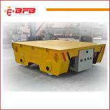 Automobile di trattamento elettrica di uso di industria per l'acciaieria sulle rotaie