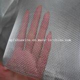 Proyección de la ventana de fibra de vidrio de aleación de aluminio el enrejado metálico de insectos