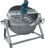 Cheeseのための500L Electrical Heating Cooking Pot