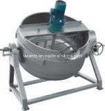 Calentador eléctrico de 500 litros para el queso