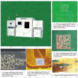 Machine d'inscription de laser de code de carte Qr (marque de la Chine Zhengye)
