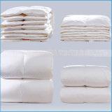 Impressão Soft Cover Grey / White Goose Down Quilt for Home