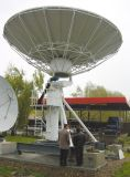 7.3m Rxtx Ring-Fokus-Erdefunkstelle-Satellitenantenne