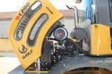 Ce Cummins 100HP Motor 2 Ton Loader Mulcher para venda