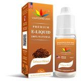 Burley Tabak-Absolut-Öl. Labor geprüftes Diacetyl frei. Großhandelse-Flüssigkeit mit FDA/Reach/USP/RoHS Bescheinigungen