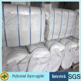 Textilfabrik-Zubehör-graues Rayon-Gewebe gebildet durch Webstuhl Airjet