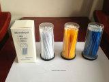 Heißer Verkaufs-zahnmedizinische Mikropinsel-/zahnmedizinische des Applikatoren-Pinsel-3 Hauptwegwerfgrößen 100PCS/Box