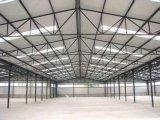 Ayuna el taller prefabricado montado de la estructura de acero (el SP)