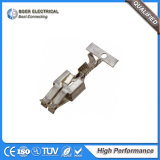 Standaard Tijdopnemer 4.8mm Vrouwelijke Tin Geplateerde Terminal 925590-1 van de Macht