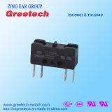 Micro interruptor 1no+1nc de Dpdt com longa vida