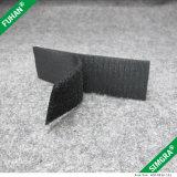 Logotipo em relevo Magic Tape Backing Rubber Patch