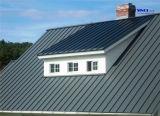 72W Panneaux solaires flexibles à couche mince en silicone amorphe pour toit