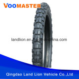 QualitätsVoomaster Marken-Stein-Muster-Motorrad-Reifen 100% 100/100-18