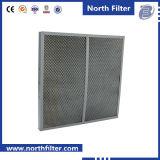 Filtro primario dal metallo di Effiency per il trattamento dell'aria