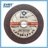Rotella abrasiva di taglio della tagliatrice del disco per metallo