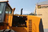 De elektro Lader van het Wiel van de Emmer van de Steenkool van de Machines van de Mijnbouw van de Controle